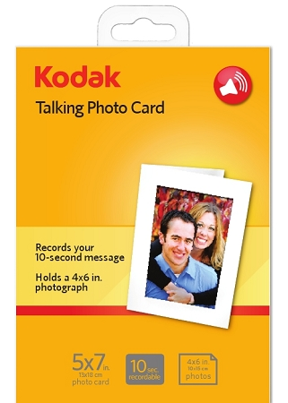 DT1001 - $9.99 Kodak Talking Photo Card - supplied wholesale in case of 24