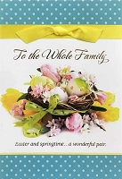 $4.99 Retail Each - Easter To Whole Family PKD 3