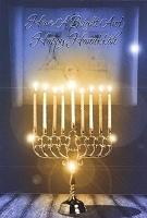 HAN07 - $2.80 Retail Each - Chanukah General Greeting Cards PKD 6
