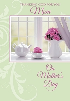 $2.80 Retail Each - Mothers Day Religious Mom PKD 6