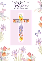 $2.80 Retail Each - Mothers Day Religious Mother PKD 6