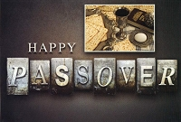 PS002 - $2.80 Retail Each - Passover General Wrapped Card PKD 3