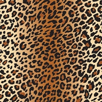 RW1001 - Leopard Print Roll Wrap packed in 10's
