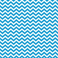 RW1008 - Blue Chevron Roll Wrap packed in 10's