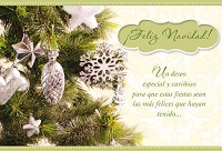 SCH09 - $2.80 Wrapped Spanish Cards - Christmas General PKD 6