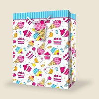 VJ1005 - Value Jumbo Birthday Gift Bags PKD 12s
