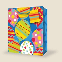 VM1004 - Medium Birthday Gift Bags PKD 12s