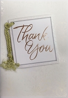 HM039 - $4.40 Retail Each - Thank You Handmade Greeting Cards - PKD 6