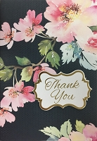 HM042 - $4.40 Retail Each - Thank You Handmade Greeting Cards - PKD 6