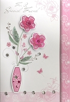 HM043 - $4.40 Retail Each - Friendship General Handmade Greeting Cards - PKD 6