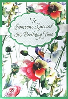 1157 - $5.99 Retail Each - Premium Birthday Someone Special Greeting Cards PKD 3