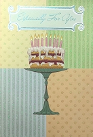 1090 - $3.99 Retail Each - Birthday General Greeting Card - PKD 6