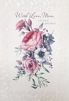 ED0002 - $3.99 Retail Each - Birthday Mother Greeting Card - PKD 6