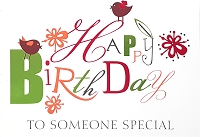 1024 - $3.99 Retail Each - Birthday General Greeting Card - PKD 6