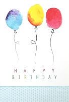 1027 - $3.99 Retail Each - Birthday General Greeting Card - PKD 6