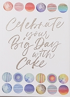1151 - $3.99 Retail Each - Premium Birthday Formal Greeting Cards PKD 6
