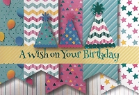 1141 - $5.99 Retail Each - Birthday General Greeting Card - PKD 3