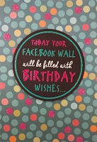 8069 - $4.99 Retail Each - Birthday Humorous Greeting Cards PKD 3 - Premium