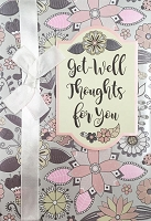 5070- $4.99 Retail Each - Get Well General Greeting Cards - PKD 3