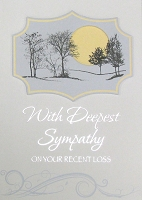 4882 - $4.99 Retail Each - Sympathy Masculine Greeting Cards PKD 3 - Premium