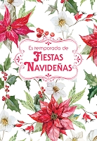 SP002 - $2.80 Retail Each - Spanish Language Christmas Greeting Cards - PKD 6