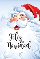 SP009 - $2.80 Retail Each - Spanish Language Christmas Greeting Cards - PKD 6