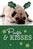 SPD011 $2.80 Retail - value St. Patricks Day Greeting Cards - General - wholesale units of 6 cards