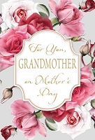 MD343 - Retail $3.99 Each - Mothers Day Grandmother Greeting Cards PKD 3 - Premium