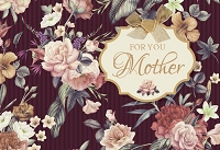 MD366 - Retail $5.99 Each - Mothers Day Mother Greeting Cards PKD 3 - Premium