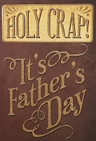 FDGC111 - $3.99 Retail Each - Fathers Day Humorous Greeting Cards PKD 3 - Premium