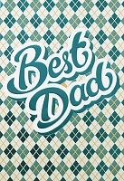 FDGC048 - $3.99 Retail Each - Fathers Day Dad Greeting Cards PKD 3 - Premium