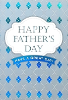 FDGC104 - $3.99 Retail Each - Fathers Day General Greeting Cards PKD 3 - Premium
