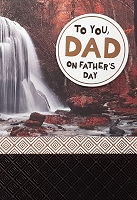 FDCG023 - $5.99 Retail Each - Premium Father's Day Dad PKD 3 - with extra discount at checkout
