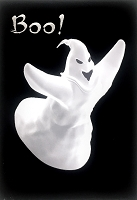 HAL29 - $3.99 Retail Each - Premium General Halloween Greeting Card - PKD 3