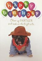 6064 - $3.99 Retail Each - Birthday Card Cute PKD 6