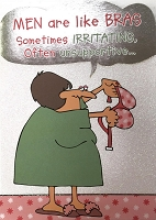 6106 - $3.49 Retail Each - Humorous Birthday Greeting Cards PKD 6