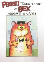6107 - $3.49 Retail Each - Humorous Birthday Greeting Cards PKD 6