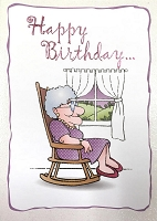 6116 - $3.49 Retail Each - Humorous Birthday Greeting Cards PKD 6