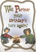 6118 - $3.49 Retail Each - Humorous Birthday Greeting Cards PKD 6