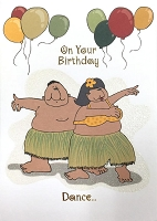 6131 - $3.49 Retail Each - Humorous Birthday Greeting Cards PKD 6