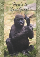 6158 - $3.49 Retail Each - Humorous Birthday Greeting Cards PKD 6