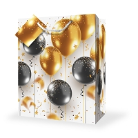 VM1004 - Value Medium Birthday Gift Bags PKD 12s