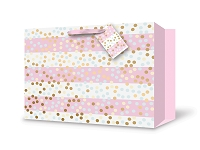 PGB022- Premium Horizontal Medium Teen Gift Bag packed 12