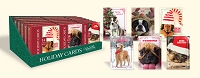 CBC01 - Pre-Ordered Christmas Boxed Cards - Dogs Hairy Christmas - Retail $6.99 per box - 14 cards per box - 36 boxes per unit - Discounted 20%