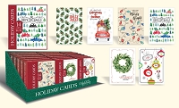 CBC02 - Pre-Ordered Christmas Boxed Cards - So This Is Christmas - Retail $6.99 per box - 14 cards per box - 36 boxes per unit - Discounted 20%