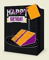 SB102 - Colossal Premium Birthday Gift Bag packed 12
