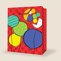 SB108 - Extra Jumbo Birthday Gift Bag packed 12