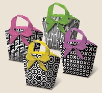 PR1002 - Premium Large Modern Classic Gift Purse Assort - 48 in assortment - 12 each of 4 designs