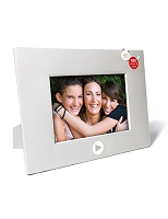 DT3002 - Talking Picture Frame White - wholesale price for case of 24