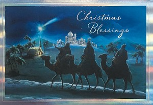Religious Christmas Cards.Cgcre010 4 99 Retail Each Christmas Cards Religious Pkd 3